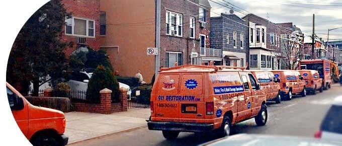 911 Restoration Trucks