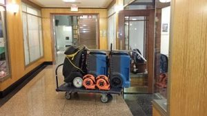 Flood Cleanup and Mold Removal Equipment